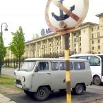 Lieferwagen alt