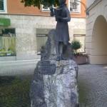 Statue Kurfürstlicher Salzamtsschreiber
