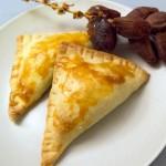 Empanadas mit Gemüsefüllung