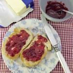 Kornelkirschen-Marmelade