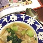 Lieblingssuppe! Wan-Tan-Suppe mit Pak Choi