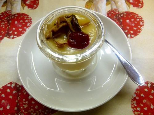 kleine Suppenvorspeise