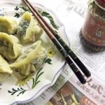 Jiǎozi – chinesische Teigtaschen
