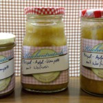 Mispel-Apfel-Kompott