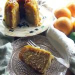 Gedämpfter Orangen-Pudding