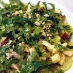 Warmer Sauerkraut-Salat