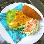 Balik Ekmek = Fisch-Brot
