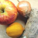 Meerrettich_Apfel_Zwiebel_Zitrone