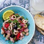 Tinten#Fisch#Salat