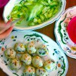 Jumeok Bap = Faustreis = koreanische Reisbällchen
