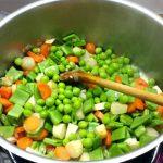 Frühlings-Gemüse-Suppe