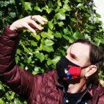 Aus der Not eine Tugend machen – Modische Masken